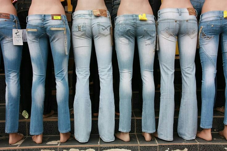 The Jeans Manual